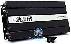 SCV-2000D Sundown Audio – Best Amplifier For Basshead