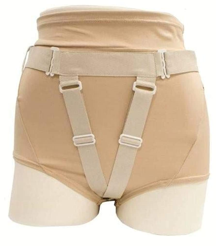 FemiCushion Pelvic Organ Prolapse Standard Kit: Undergarment, Pads, Cushion, Size III L