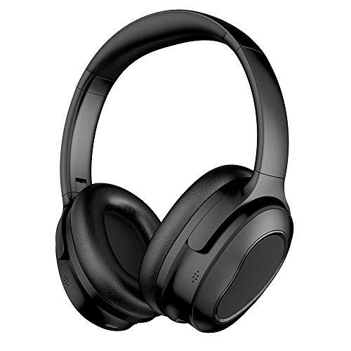 casque gamer Casque Bluetooth sport antibruit avec casque sans fil pliable et microphone