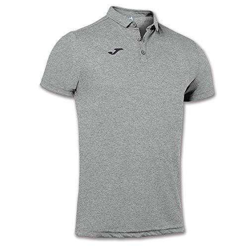 Joma - 100437 - T-shirt - Homme - Gris (light melange) - Xl