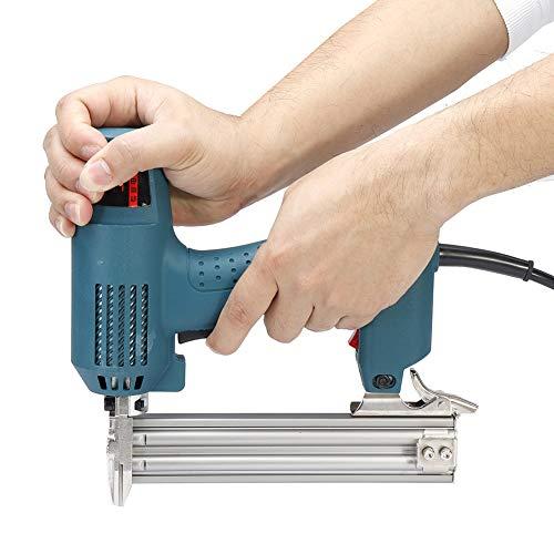 Clavadora eléctrica, 10-30mm 220V 1800W Framing grapadora eléctrica de grapas de uñas