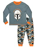 Star Wars Pijamas para Niños The Mandalorian Multicolor 5-6 Años
