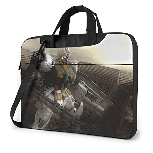 14 inch Laptop Sleeve Bag, Gun-Dam Tablet Briefcase Ultra Portable Protective Shoulder Shockproof Briefcase Sleeve Bags Cover MacBook Air