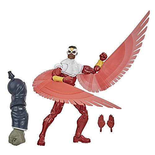 Marvel Legends Series - Figura de acción Coleccionable de Marvel Falcon de 15,24 cm (6 Pulgadas)