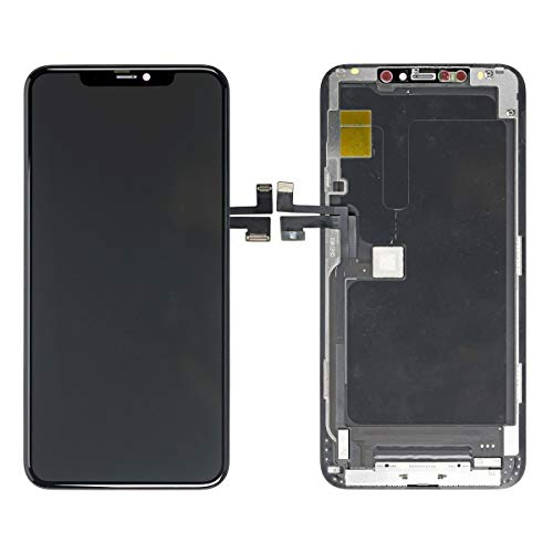 Best Shopper - Replacement in-Cell LCD Display Touch Screen Digitizer Assembly Compatible for iPhone 11 Pro Max – Supports