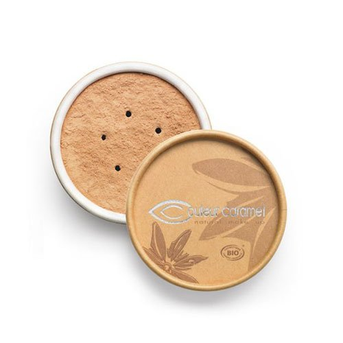 Fond de Teint Bio Minéral n°6 Brun Clair - Couleur Caramel