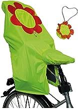 BXWQPP Universal Regenschutz f/ür Kinderfahrradsitz Zwillinge Seite an Seite Kinderwagen Einfache Befestigung Schutz vor Schmutz Regen Schadstofffrei