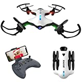 Best Drones Without Cameras - 2019 Upgraded Foldable Drone with Camera for Adults,720P Review