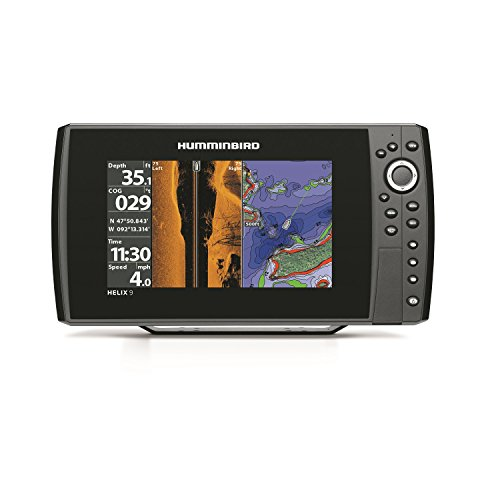 Sondeur GPS Humminbird Helix 9G3N Si