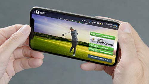 Phigolf Mobile and Home Smart Golf Game Simulator