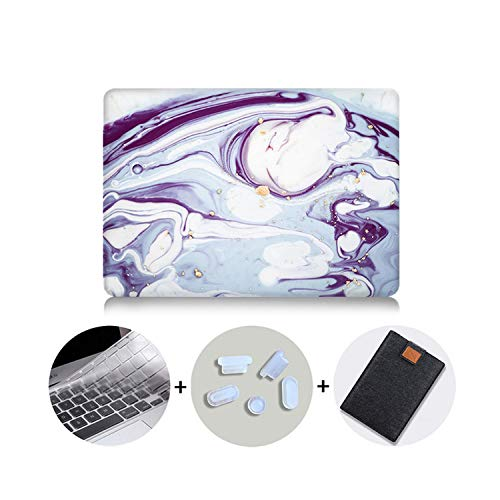 PrettyR Marble Case For Macbook Air Pro Retina 11 12 13 15 16 inch 2020 Cover for mac book pro 13.3 Laptop Sleeve coque a2289 a2251-MB03-12 inch Retina A1534
