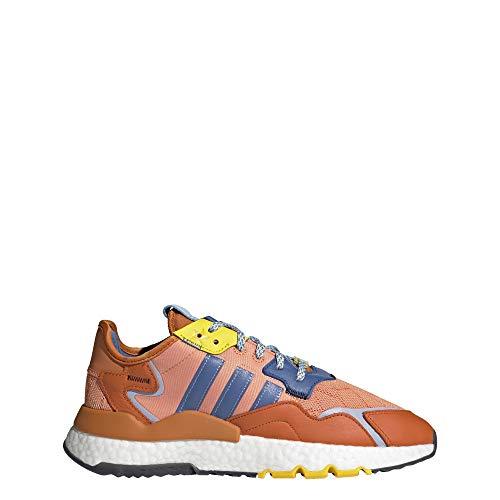 adidas Ninja Nite Jogger Shoes Men's, Orange, Size 10