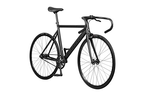 Great Features Of Pure Cycles Keirin Pro Ultra-Light Alloy Complete Track Bike, 49cm/X-Small, Presto...