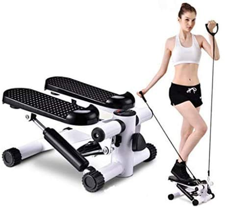 ZLXLX Indoor Sportuitrusting Stepper, Fitness Pedaal Fitness Thuis Uitgerust met Rustige Loopband Home Mini Afvallen Multi-Functionele Pedaal Fitness Apparatuur Steppers