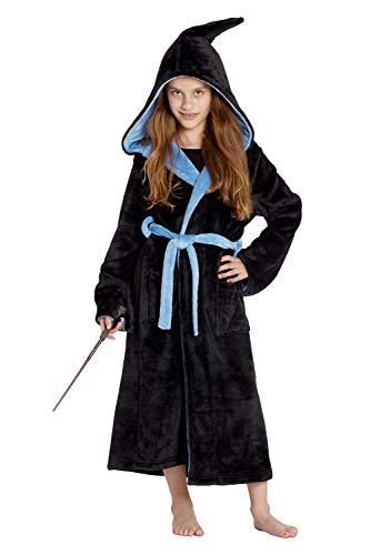 Harry Potter Costume Kids Plush Robe (Ravenclaw, Medium 10/12)