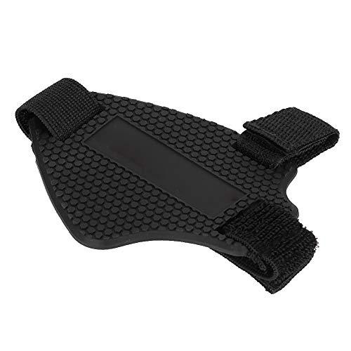 Ymiko Shift Pad Moto Scarpe da Moto Copriscarpe Copriscarpe Copriscarpe Protezione per equipaggiamento Protettivo Protezioni per Il Cambio Protezione per Ingranaggi Cuscinetto del Cambio Gomma