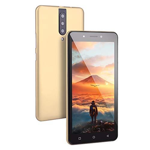 Bascar 4 Core 5,5 Pulgadas Dual HD Camera Dual-SIM-Karte Smartphone Android 5.1 4 GB Touchscreen WiFi Bluetooth GPS 4G Llamada móvil 512MB RAM con 4GB ROM 2550mAh batería