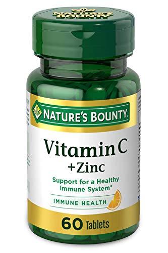 Vitamin C + Zinc by Nature