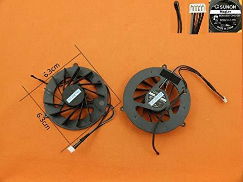 kompatibel für Acer Aspire 6930, 6930G, 6930Z, 6930ZG Lüfter Kühler Fan Cooler