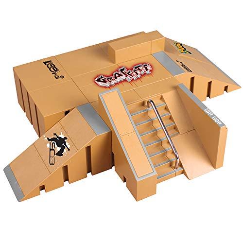 LZDseller01 - Finger-Skateboards in coffee, Größe B