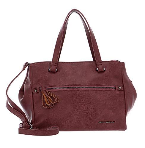 Betty Barclay Zip Bag Cassis