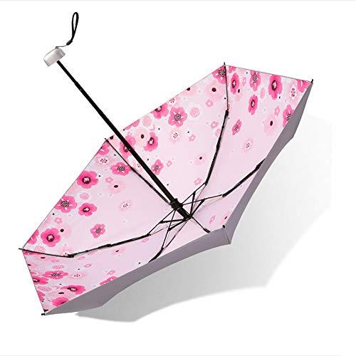 Paraguas,Paraguas Plegable AutomáTico Impermeable, Recubrim