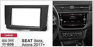 CARAV 11-806 Double din Installation Dash kit for SEAT Ibiza, Arona 2017+