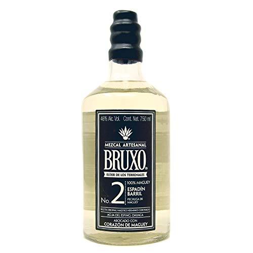 Mezcal Joven Bruxo No. 2 Pechuga De Maguey - 750 ml