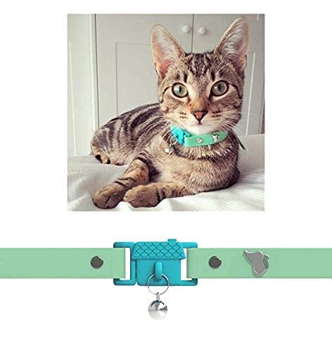 Collari per gatti e gattini Kittyrama. Come visto su VOGUE. Vincitore di premi. Veterinario approvato. Breakaway, ipoallergenico, comodo e morbido. Meadow. Altri stili disponibili