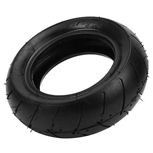 YOIM Neumático de Scooter, Rueda de Scooter 90/65-6.5 Neumático de vacío sin cámara de Goma Accesorio de reacondicionamiento de Coche Antideslizante para Ruedas de Repuesto de Scooter