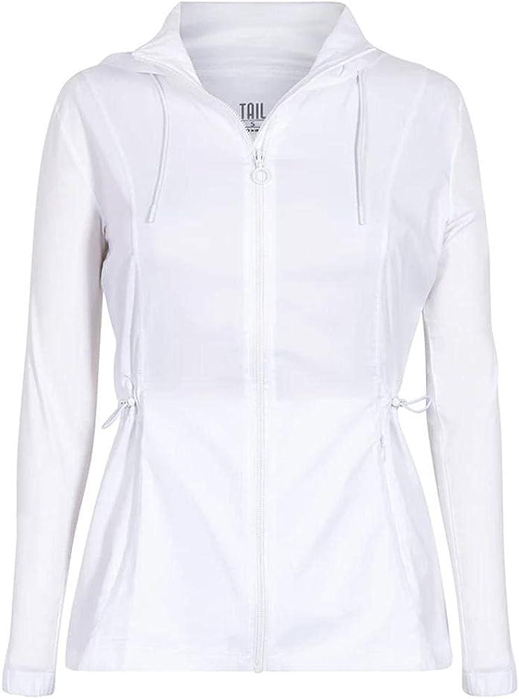 Tail Women`s Nola Tennis Jacket Onyx ( )