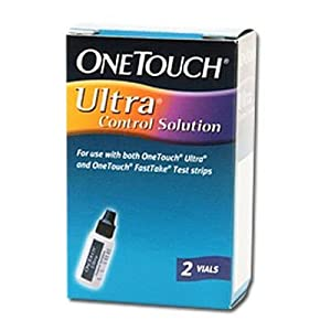 buy  OneTouch Ultra Control Solution – Single ... Blood Glucose Monitors