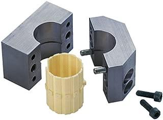 Igus TJUM-05-30 DryLin Split Standard Pillow Block, Aluminum/Plastic, 30 mm Nominal Size