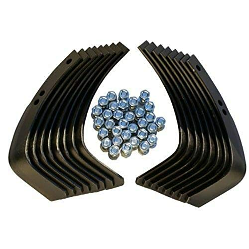 proven part Complete Rebuild Kit Rear Tine Tiller Tines Replaces