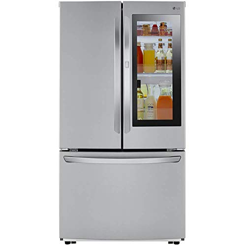 LG LFCS27596S 27 Cu.Ft. Stainless French Door Refrigerator