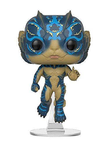 Figura Pop Shape of Water Amphibian Man