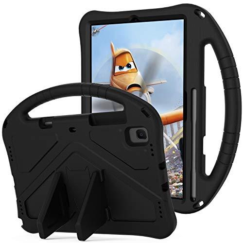 Tablet PC Bag Per Samsung Galaxy Tab S6 10.5  CAUSA 2019 (SM-T860   T865), per bambini EVA Antiurto antiurto leggero Caso del tablet per tablet a discesa, con custodia protettiva robusta a grande mani