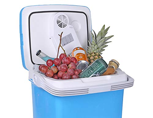 LEISURE DIRECT ® 26L LITRE THERMOELECTRIC COOLER HOT/COLD...
