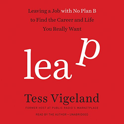 Leap Audiobook By Tess Vigeland cover art