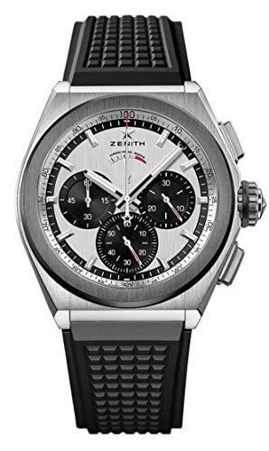 Zenith Defy El Primero 21, Power Reserve Chronograph, Titanium, Panda Dial Watch