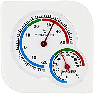 for Tang YI MING TL A7 Multi-Functional Indoor Weather Station -20 Degree C - 50 Degree C Humidity Hygrometer Thermometer Home Temperature Meter, Random Color Delivery Messgerät