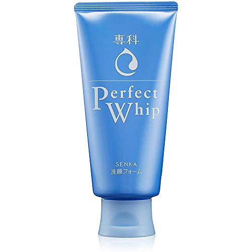 Shiseido Senka New Perfect Whip - 120g (Green Tea Set)