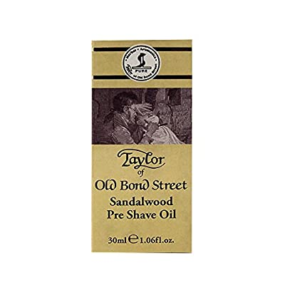Taylor of Old Bond Street 30ml Sandalwood Pre Shave Oil