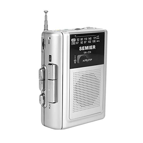 Retro Portable AM/FM Radio Casse...