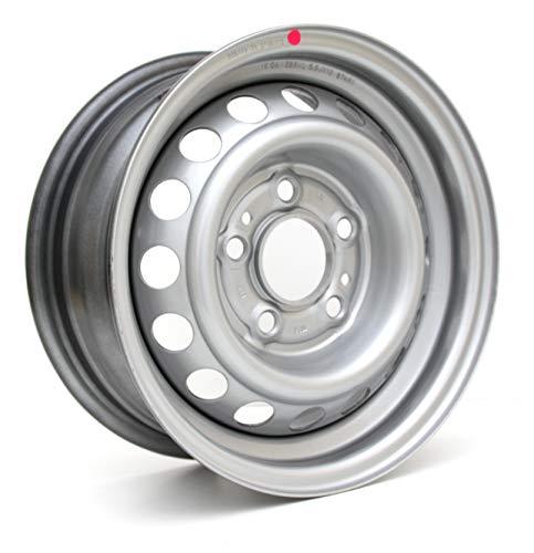 P4U, cerchione in acciaio, per rimorchio, 5,5 J x 13 pollici, 112 x 5 ET 30 ML 67, 900 kg, rimorchio...