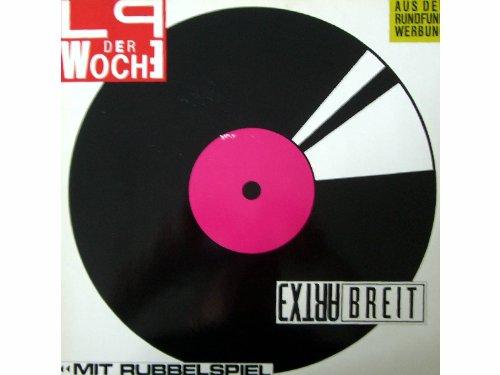 LP der Woche (1984) [Vinyl LP]
