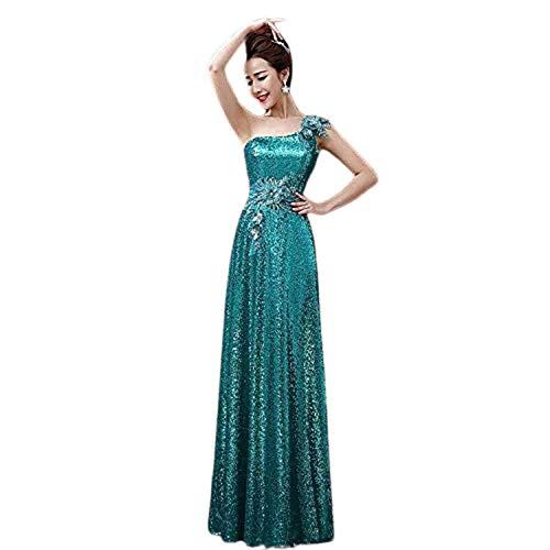 ARUKA DRESS(アルカドレス) Aライン パーティードレス カクテルドレス ワンピースキャバドレス 二次会 結婚式 およばれ aruka_goldfish S グリーン