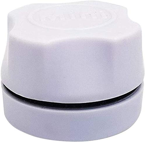 Qixuer 3 Piezas Mini Raspador De Algas Magnético,Portátil Cepillo Magnético Acuario Cleaner Fish Tank Cepillo para Limpieza de Cristales para La Herramienta De Limpieza del Acuario