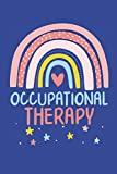 Occupational Therapy: Occupational Therapist Gift Journal 6x9 100 Pages
