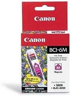 Canon BCI-6 Magenta Ink Tank Compatible to iP8500, iP6000D, iP5000, iP4000R, iP4000, iP3000, i9900, i9100, i960, i950, i90...